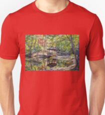 The Gazebo In The Forest Unisex T-Shirt