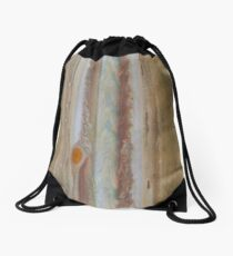 The Planet Jupiter Drawstring Bag