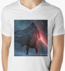 Kylo Ren Men's V-Neck T-Shirt
