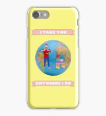 DILLON FRANCIS ANYWHERE iPhone Case/Skin