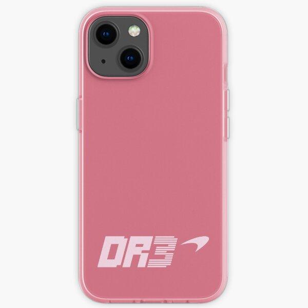 Daniel Ricciardo (Pink) iPhone Soft Case