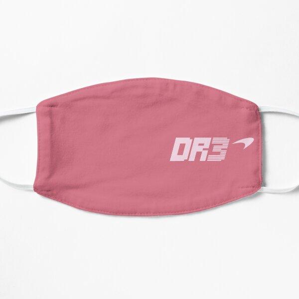Daniel Ricciardo (Rose) Masque sans plis