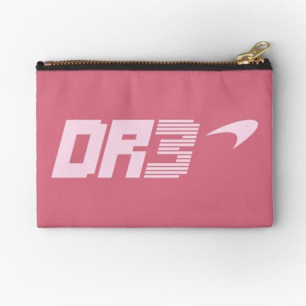 Daniel Ricciardo (Pink) Zipper Pouch