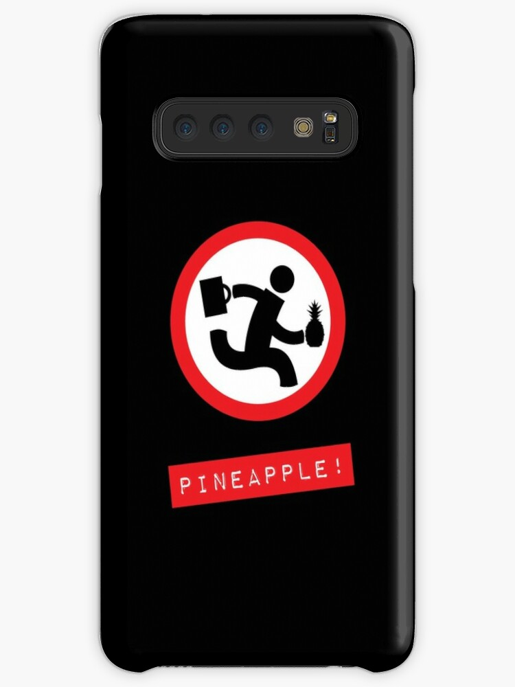 Chuck TV Show Pineapple iphone case