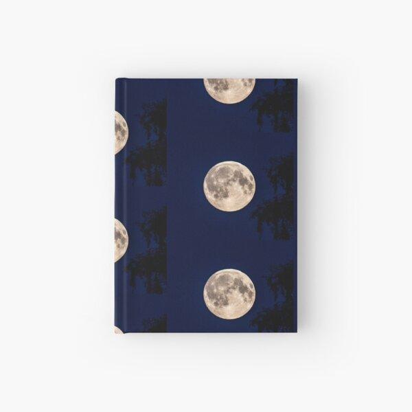 Full moon Hardcover Journal
