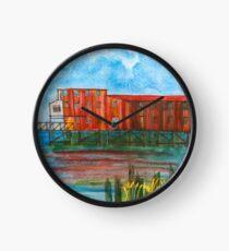 ASTORIA UPPERTOWN NET LOFT Clock