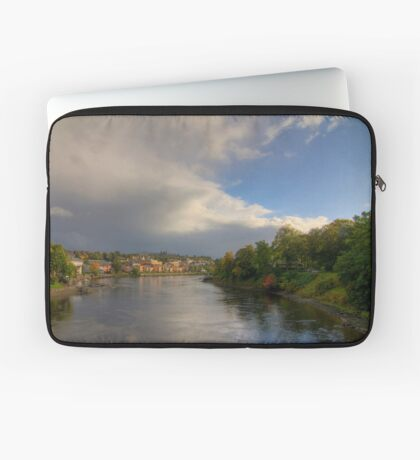Along the River Laptop Sleeve