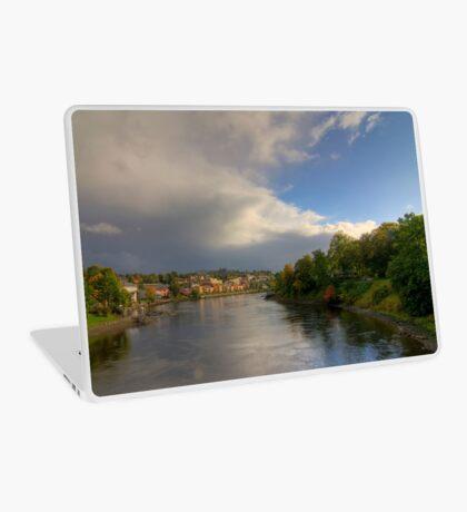 Along the River Laptop Skin