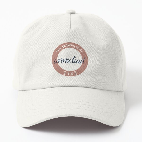 Connecticut Dad Hat