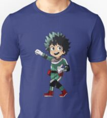 Chibi Midoriya Unisex T-Shirt