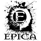 Epica Splatter - Black Version by Explicit Designs