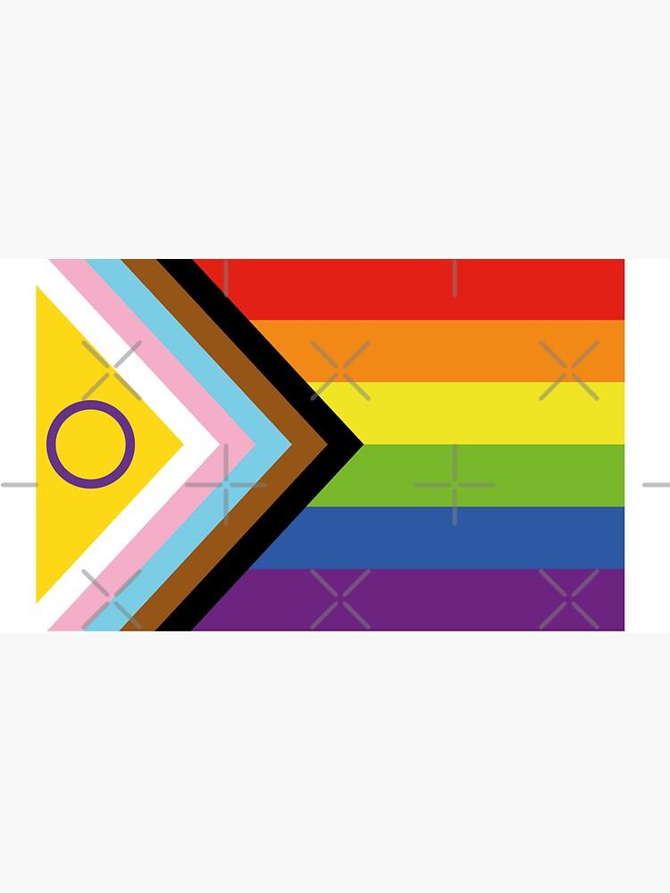 Intersex Inclusive Pride Flag Design by Bluey-Boronia
