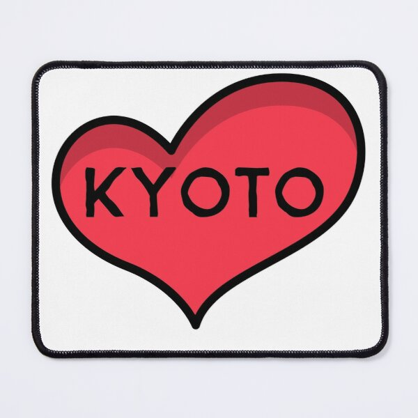 Kyoto, cities in japan Mouse Pad