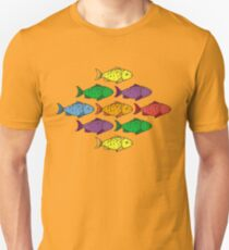 Rainbow Fishes T-Shirt