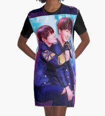 vkook T-Shirt Kleid