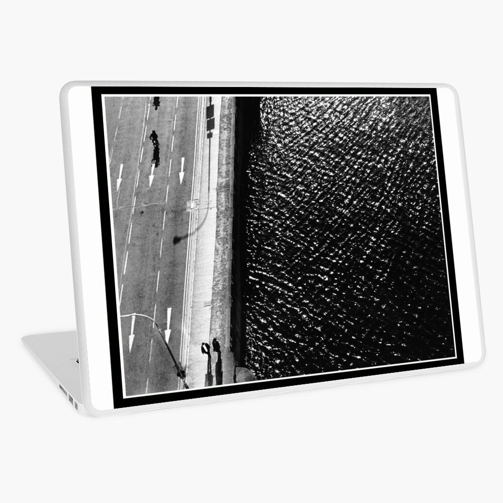 Butt Bridge & the River Liffey Dublin City Laptop Skin