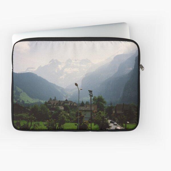 Kandersteg, Switzerland Laptop Sleeve