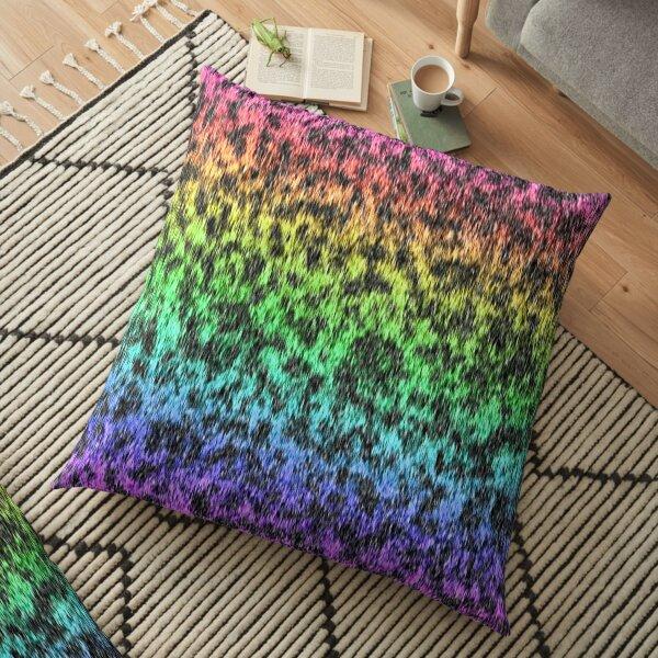 Fabulously, Fantastic, Fantasy Fur Floor Pillow