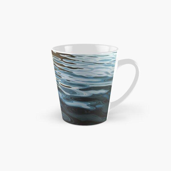 Swan Golden Tall Mug