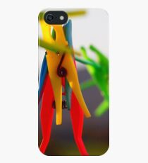 Colourful Work iPhone SE/5s/5 Case