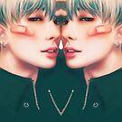 Wonho by pukeychu