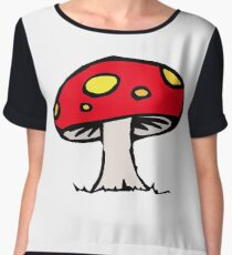 Toadstool Women's Chiffon Top