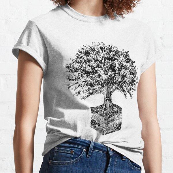 WesterosCraft Creeper Weirwood Tree Classic T-Shirt