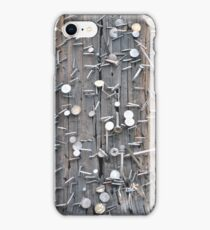 Telephone Pole, Little Rock iPhone Case/Skin