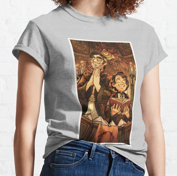 TRIANGLED BE THY NAME Classic T-Shirt