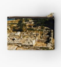 Chersonesus of Tauris1  Greek Home Studio Pouch