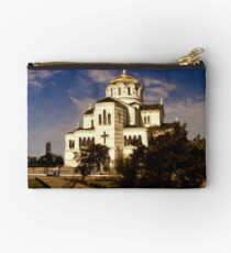 St. Vladimir Cathedral1 Studio Pouch