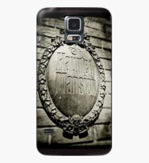 Darkness inside the Mansion Case/Skin for Samsung Galaxy