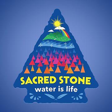 Sacred Stone Shirt by AndrewHart
