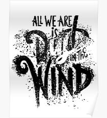 Dust in the WInd Poster