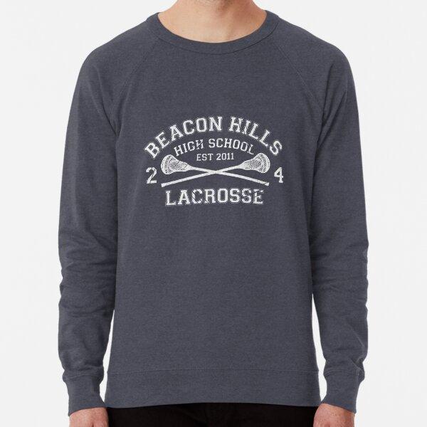 Beacon Hills Lacrosse Lightweight Sweatshirt