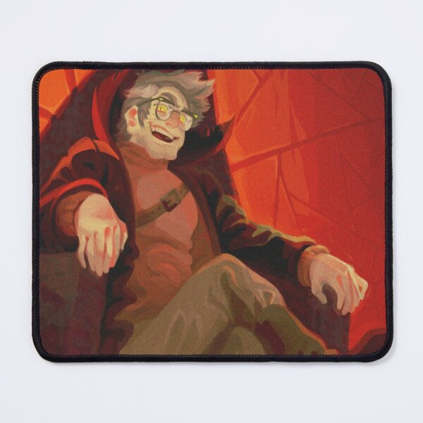 Order is Dead, Long Live Chaos Mouse Pad