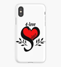 4-love Solace iPhone Case