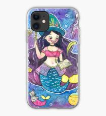 Witchy Mermaid iPhone Case