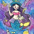 Witchy Mermaid by bayleejae