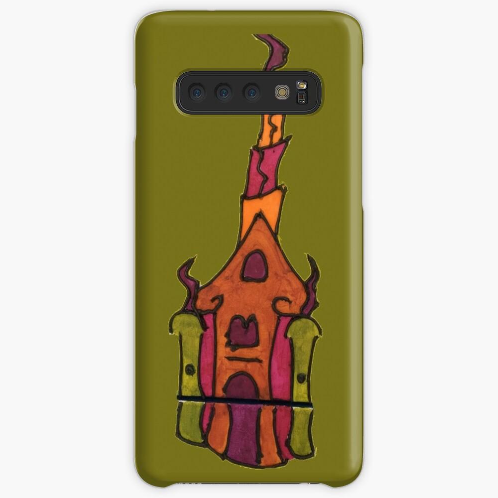 FUN LANDMARK CHURCH 3 Case & Skin for Samsung Galaxy