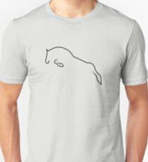 Springpferd Unisex T-Shirt