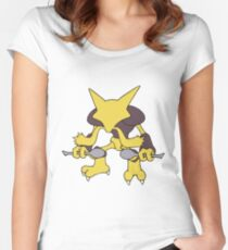Alakazam Women's Fitted Scoop T-Shirt