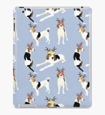 Gracie and Greta's Holiday  iPad Case/Skin