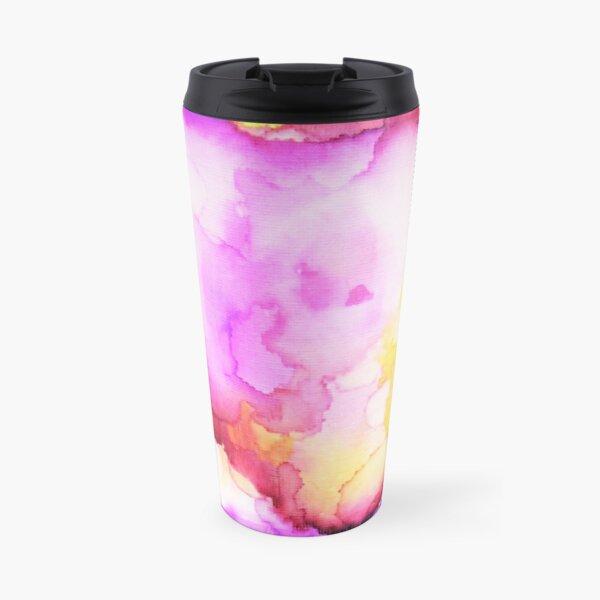 """""""The Dance""""--Ink Watercolor Travel Mug"""