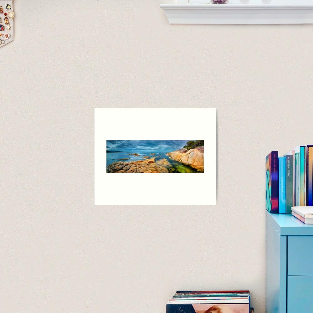 Wingan Inlet, Croajingolong National Park, Victoria, Australia Art Print