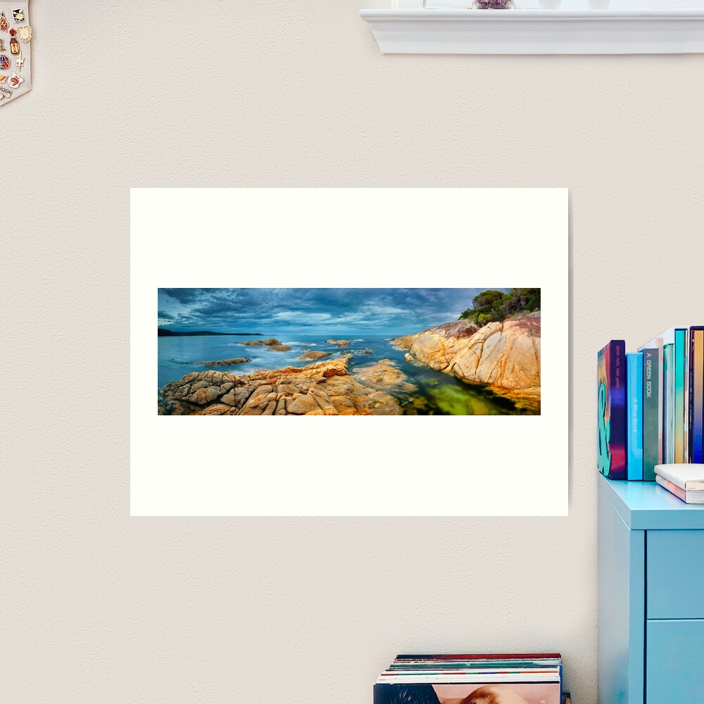 Wingan Inlet, Croajingolong National Park, Victoria, Australia Art Print