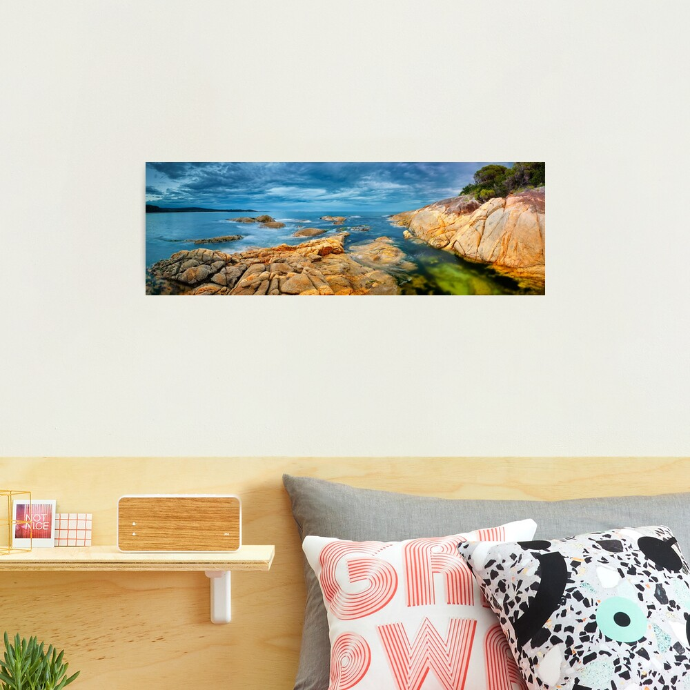 Wingan Inlet, Croajingolong National Park, Victoria, Australia Photographic Print