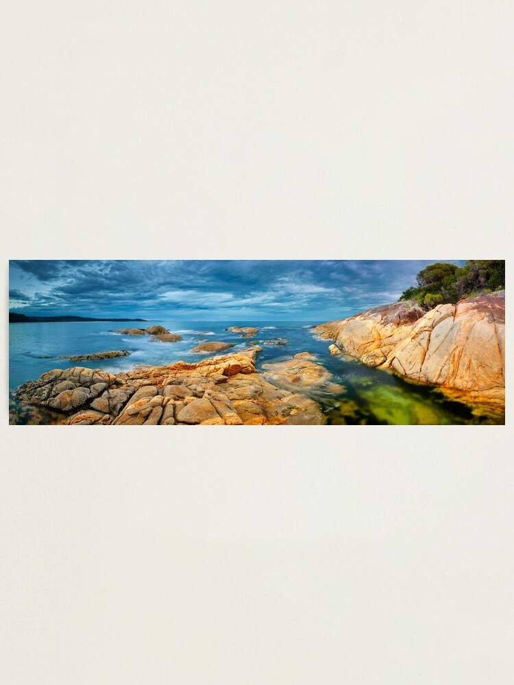 Alternate view of Wingan Inlet, Croajingolong National Park, Victoria, Australia Photographic Print