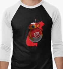 Autobot-BB8 Men's Baseball ¾ T-Shirt