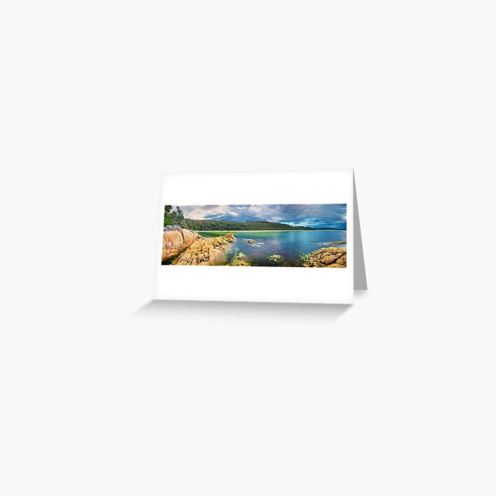 Wingan Inlet, Croajingolong National Park, Victoria, Australia Greeting Card
